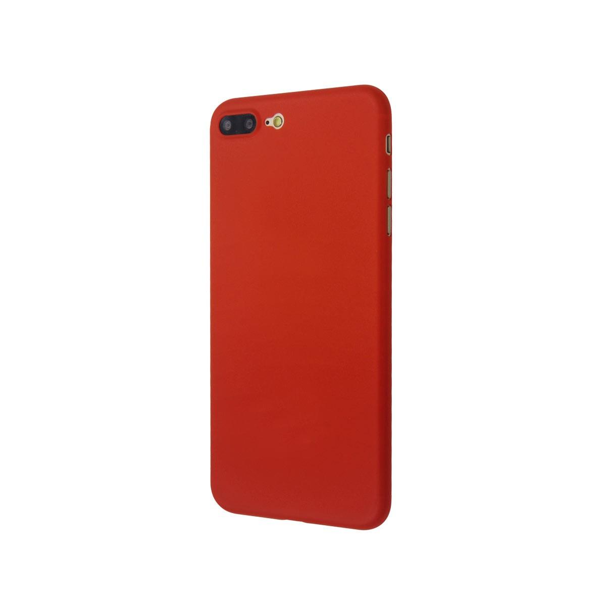 Capac protectie spate cellara colectia thin pentru iphone 7 plus/8 plus - rosu