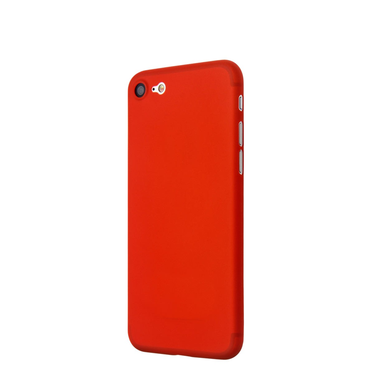 Capac protectie spate cellara colectia thin pentru iphone 7/8/se2 - rosu