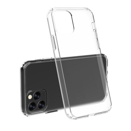 Capac protectie spate cellara colectia crystal pentru iphone 11 pro max - transparent