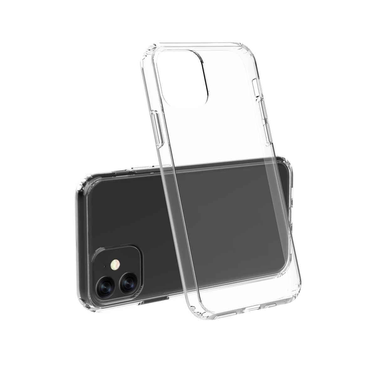 Capac protectie spate cellara colectia crystal pentru iphone 11 - transparent