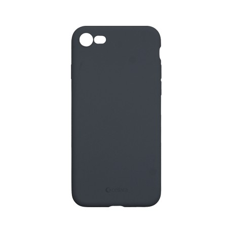 Capac protectie spate cellara din silicon colectia slim pentru iphone 7/8/se2 - albastru