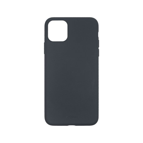 Capac protectie spate cellara din silicon colectia slim pentru iphone 11 pro max - albastru