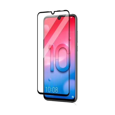 Folie protectie ecran sticla 2.5 full glue mobiama pentru huawei p smart 2019 - negru