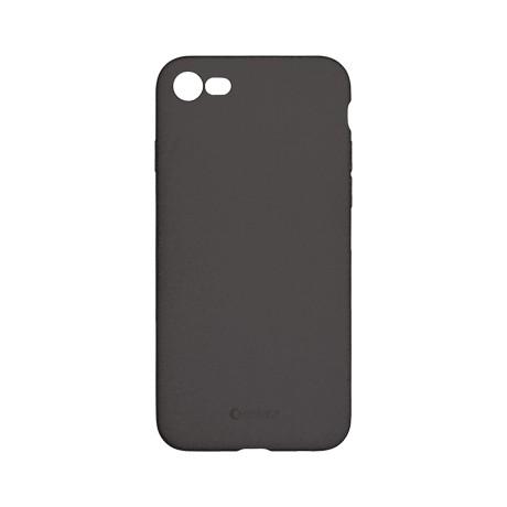 Capac protectie spate cellara din silicon colectia slim pentru iphone 7/8/se2 - negru