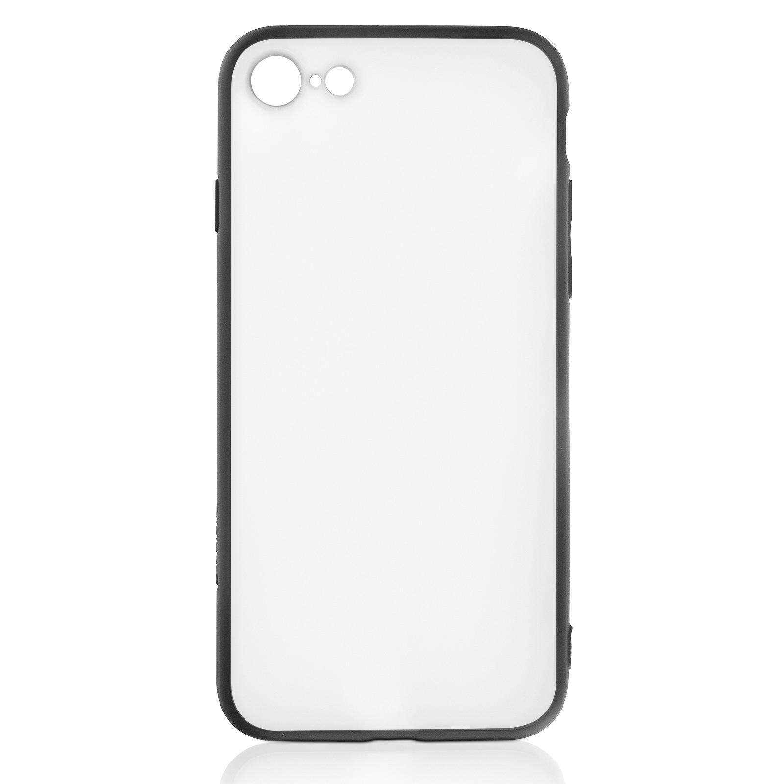 Capac protectie spate cellara colectia shade pentru iphone 7/8/se2 - negru