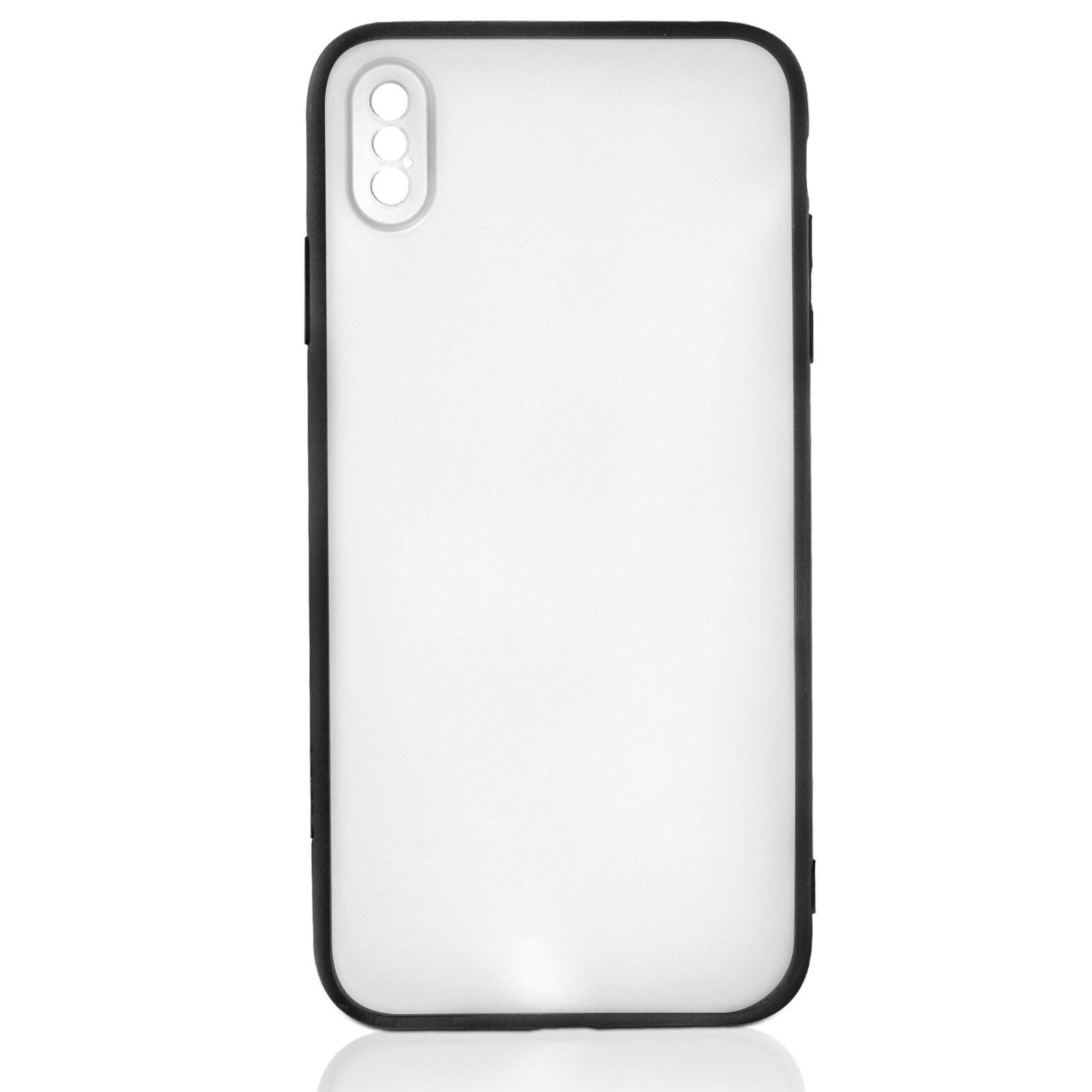 Capac protectie spate cellara colectia shade pentru iphone xs max - negru