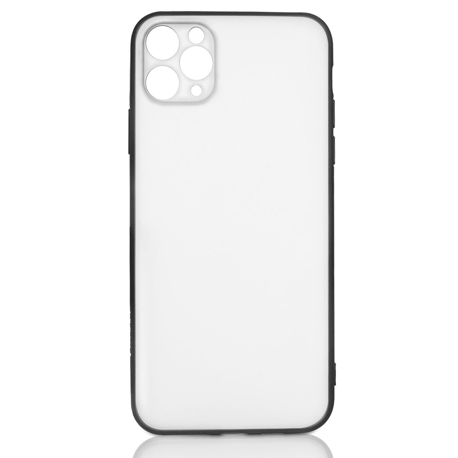 Capac protectie spate cellara colectia shade pentru iphone 11 pro max - negru