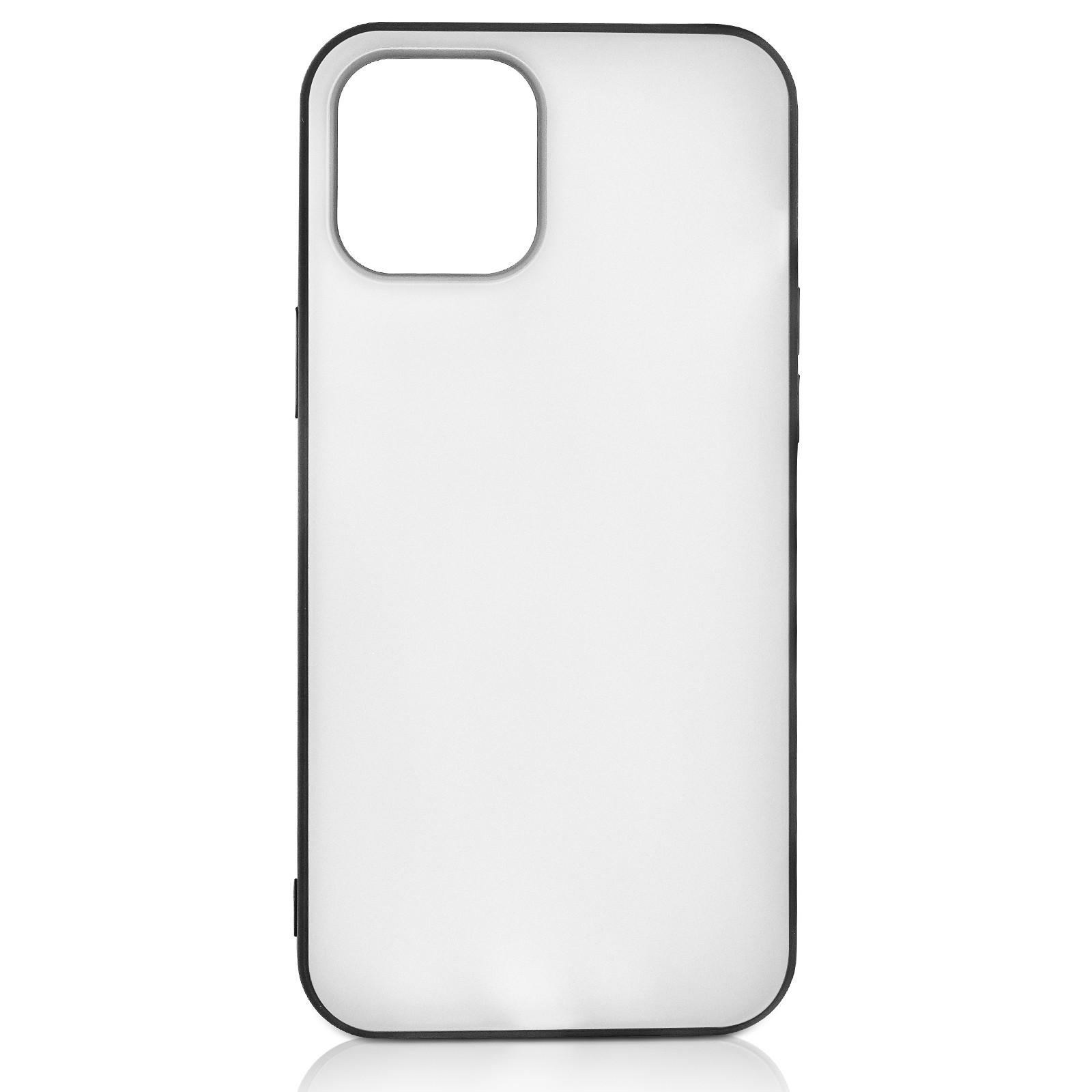 Capac protectie spate cellara colectia shade pentru iphone 12 pro max - negru