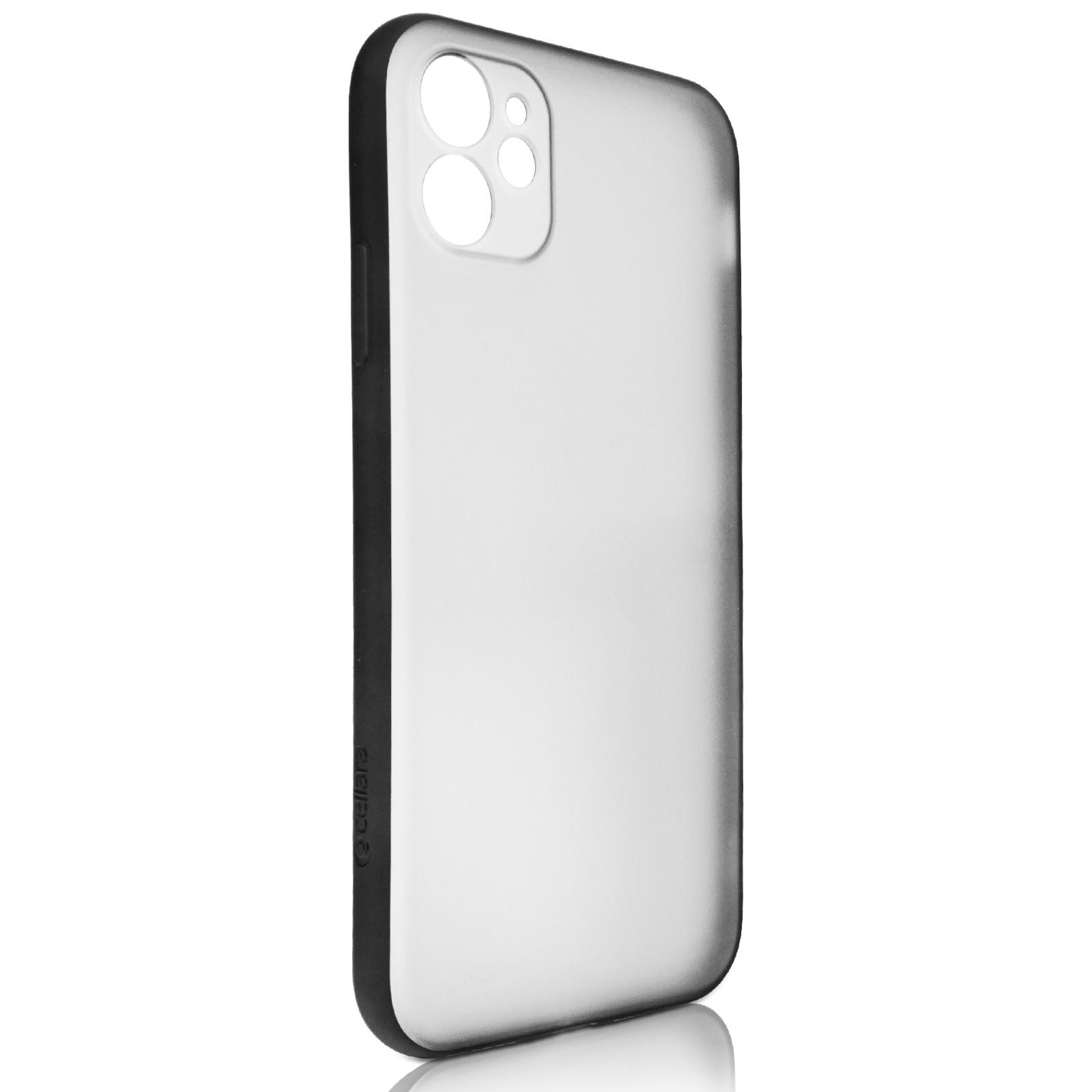 Capac protectie spate cellara colectia shade pentru iphone 11 - negru