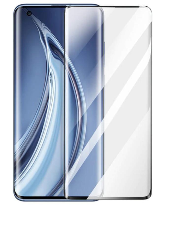 Folie protectie ecran sticla 3d full cover cellara pentru xiaomi mi 10 pro - negru