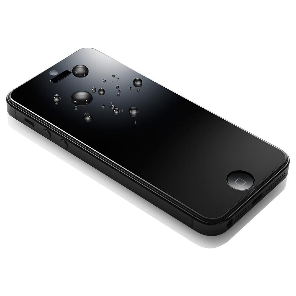 Folie de protectie sticla mobiama pentru iphone 5/5s