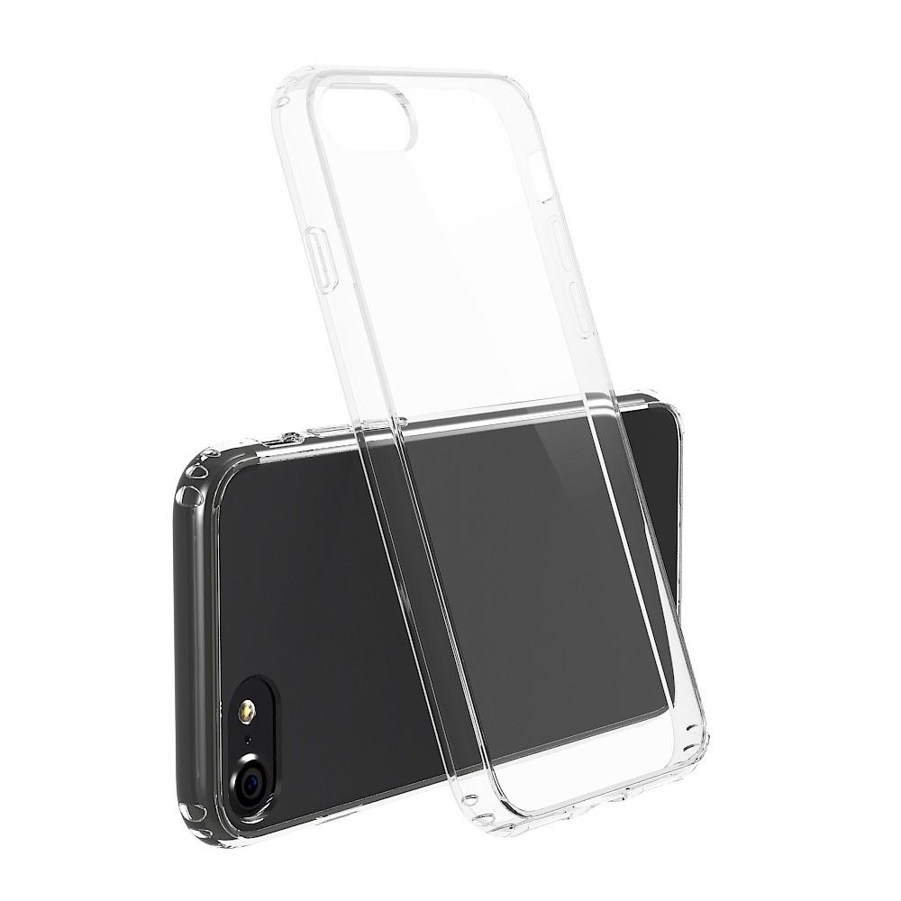 Capac protectie spate cellara colectia crystal pentru iphone 7/8/se2 - transparent