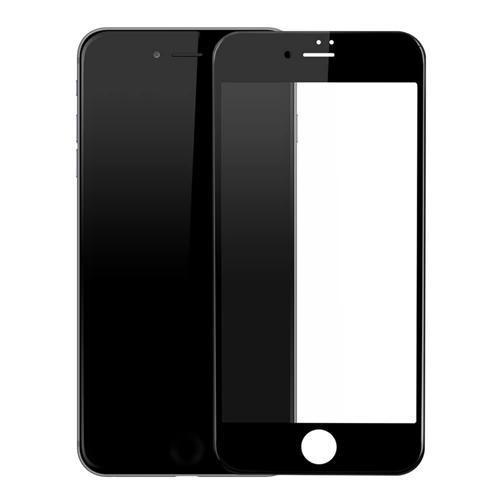 Folie protectie ecran sticla 2.5 mobiama pentru iphone 7 plus/8 plus - negru