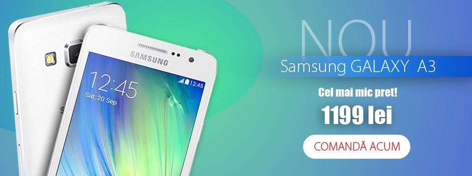 Samsung Galaxy A3 16 Gb 4g
